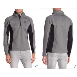 Spyder outbound Quarter zip pullover Sweater